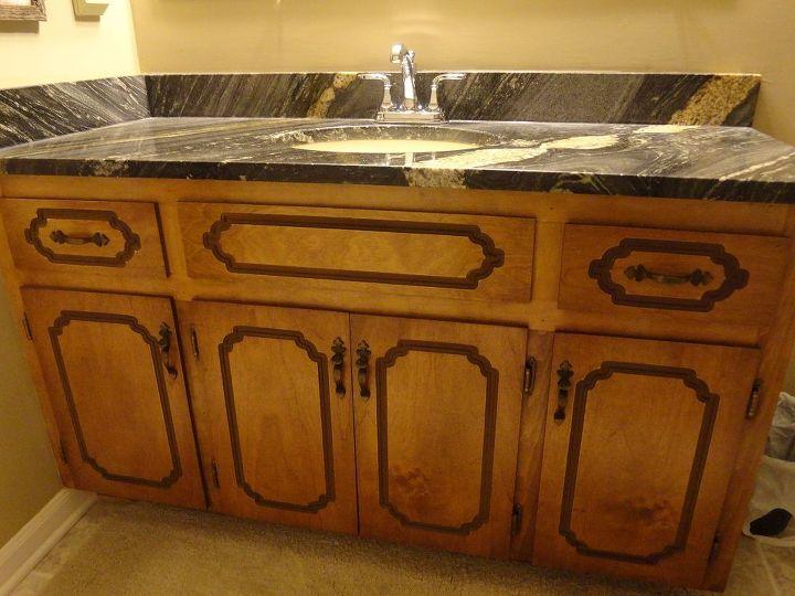 Bathroom Vanity Hometalk