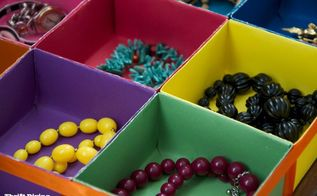 make a diy drawer organizer from scrapbook paper, organizing, AFTER Inexpensive scrapbook paper cardstock and ribbon become DIY drawer organizers to get organized for 2014
