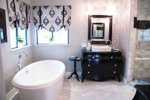 master bathroom remodel, bathroom ideas, diy, home decor, home improvement, The view from the door after
