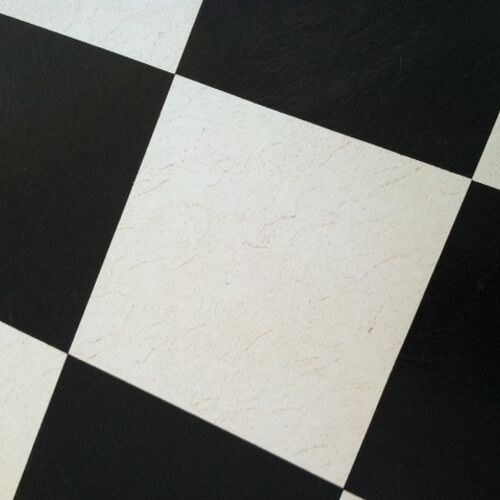 how to clean and brighten white 20 inch vinyl tiles on kitchen