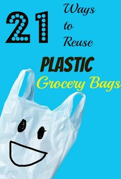 21 ways to reuse plastic grocery bags insulate window gaps and more, home maintenance repairs, repurposing upcycling, windows, 21 Ways to reuse plastic bags