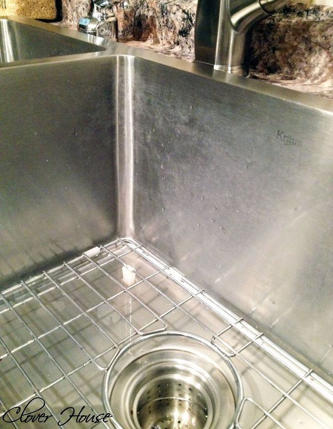 Best Cleaner For Stainless Steel Sink. Cleaning Fluid For Stainless ...