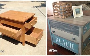 refinished furniture extremes wood purist or funky junky, painted furniture, woodworking projects