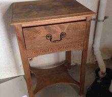 repurpose this table, painted furniture