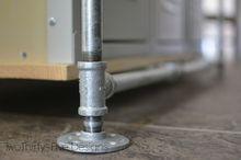 industrial locker system, home decor, repurposing upcycling