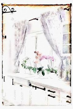 turn your memories into watercolor paintings, crafts, home decor
