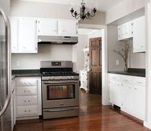 kitchen renovation over time, home decor, home improvement, kitchen backsplash, kitchen design