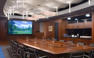 q do you prefer a designer with a signature style or one that enhances the style of the, home decor, corporate office boardroom