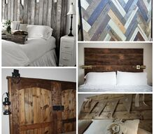 a diy headboard for every style, diy, repurposing upcycling, There are tons of wooden headboard ideas on Hometalk