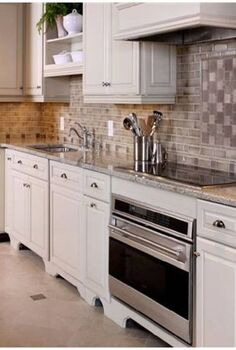 atlanta in town kitchen, home decor, kitchen backsplash, kitchen design, Atlanta In Town Kitchen Remodel