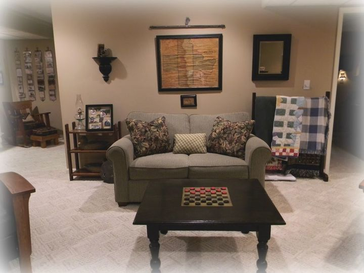 Quincy Man Cave : My basement media room man cave hometalk