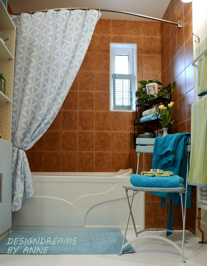 Bathroom Decorating Ideas For Less : How to update your bathroom for less than hometalk