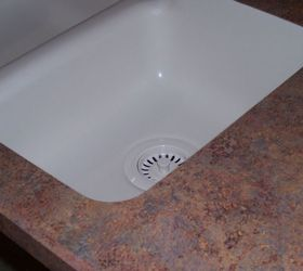 undermount sinks in laminate tops countertops kitchen design - Undermount Sinks