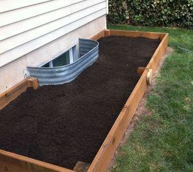 Diy Garden Box For A Small Yard Tutorial, Diy, Gardening, How To,