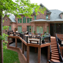 outdoor living, decks, outdoor living, porches, Quality Design Construction