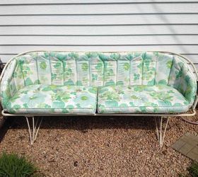 Ideas for this vintage outdoor couch Hometalk