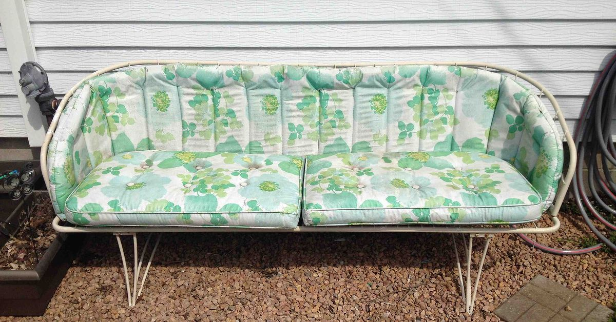 To Find Vintage Patio Furniture Laa Dirt