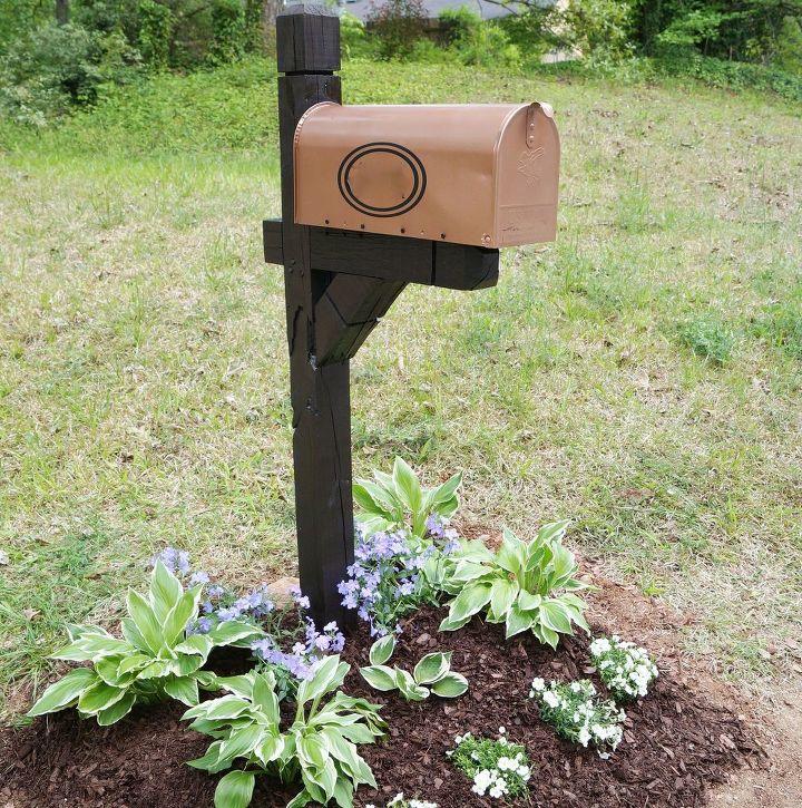 Mailbox Makeover Hometalk