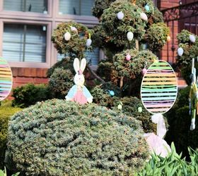 easter decoration for indoor and outdoor easter decorations gardening seasonal holiday d cor