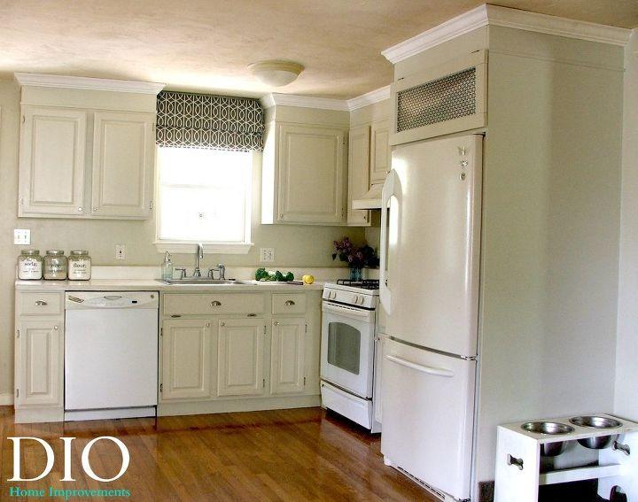 Kitchen Cabinet Makeover for Less Than $250 | Hometalk