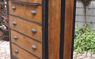 rustic yet sophisticated dresser, painted furniture, rustic furniture