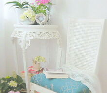 getting more white with diy chalk paint, chalk paint, home decor, painted furniture