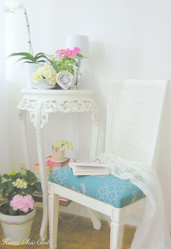 Getting More White With DIY Chalk Paint Hometalk