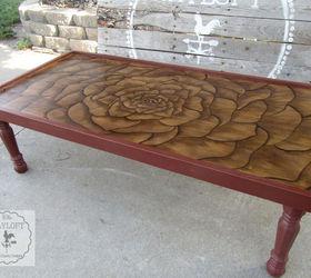 Ugly 60sish Coffee Table MakeoverHometalk