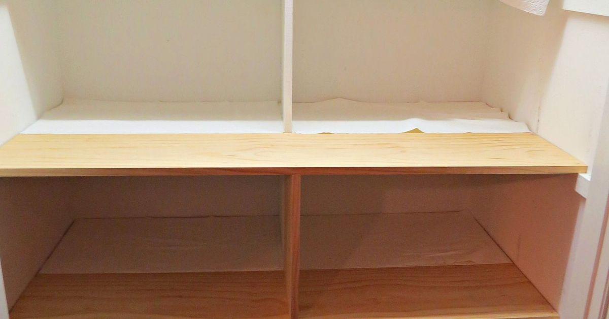 DIY Pantry Shelving Extensions Hometalk