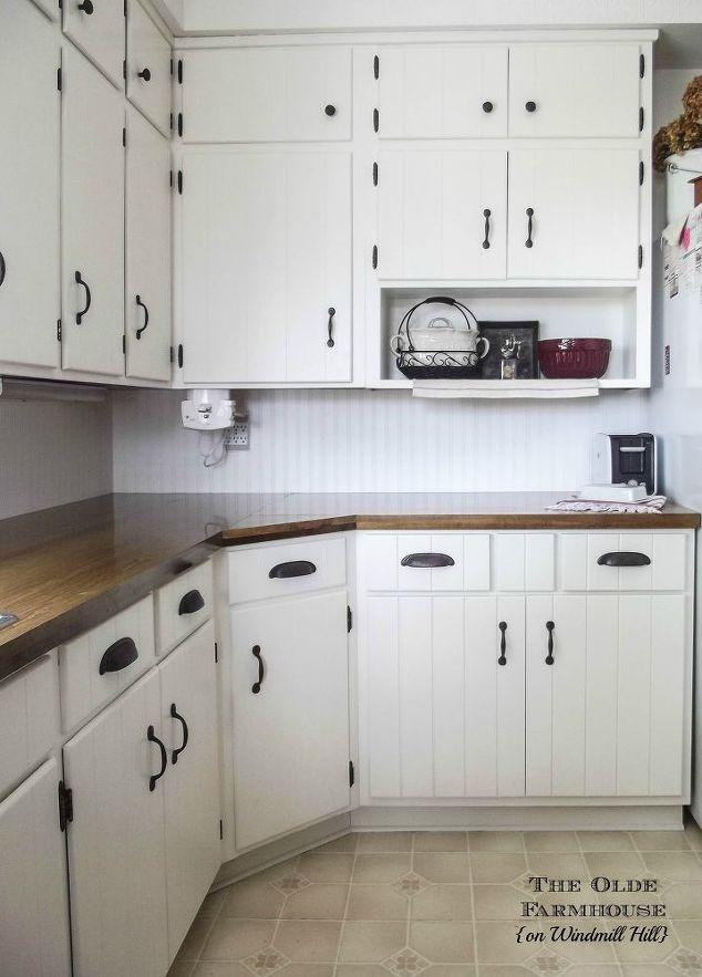 Painted Farmhouse Kitchen Diy Kitchen Cabinets Kitchen Design Painting