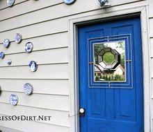 shed makeover vintage redo paint, diy, gardening, outdoor living, AFTER