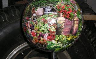 garden ornament, crafts