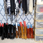 closet organization ideas, closet, organizing, Ways to Organize Your Cluttered Areas via Hometalker Youre Talking Too Much