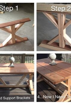 outdoor furniture restoration hardware replica cheap, diy, outdoor furniture, painted furniture, woodworking projects