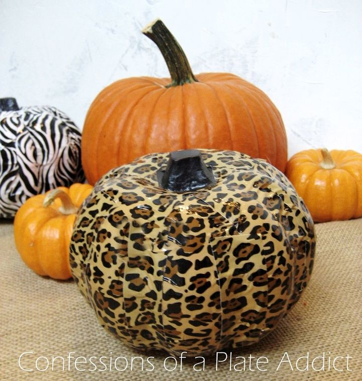 halloween fun easy duct tape pumpkins crafts halloween decorations home decor - Pumpkins Decorations