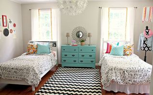 bedroom decorating ideas girls room, bedroom ideas