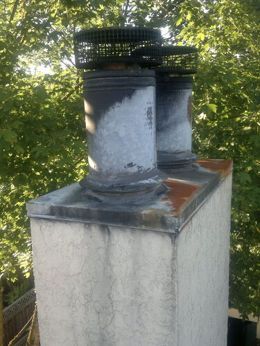 Soot Or Creosote On Chimney Exterior Hometalk