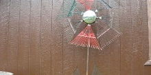 recycled yard art, crafts, gardening, repurposing upcycling
