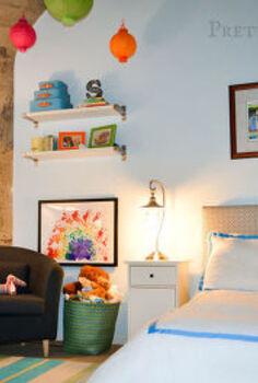 kids room, bedroom ideas, home decor, Sebastian s colorful big boy room
