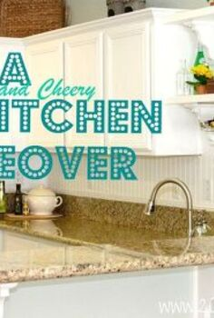 diy kitchen makeover from builder grade to bright and cheery, home decor, kitchen backsplash, kitchen design, DIY Kitchen Makeover White and Bright