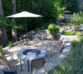 From Sloping Lawn to a Backyard Oasis Hometalk