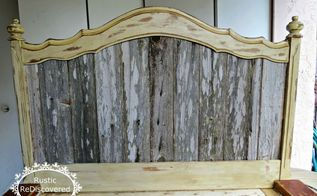 woodworking bench headboard fence upcycle, diy, outdoor furniture, repurposing upcycling, rustic furniture, woodworking projects