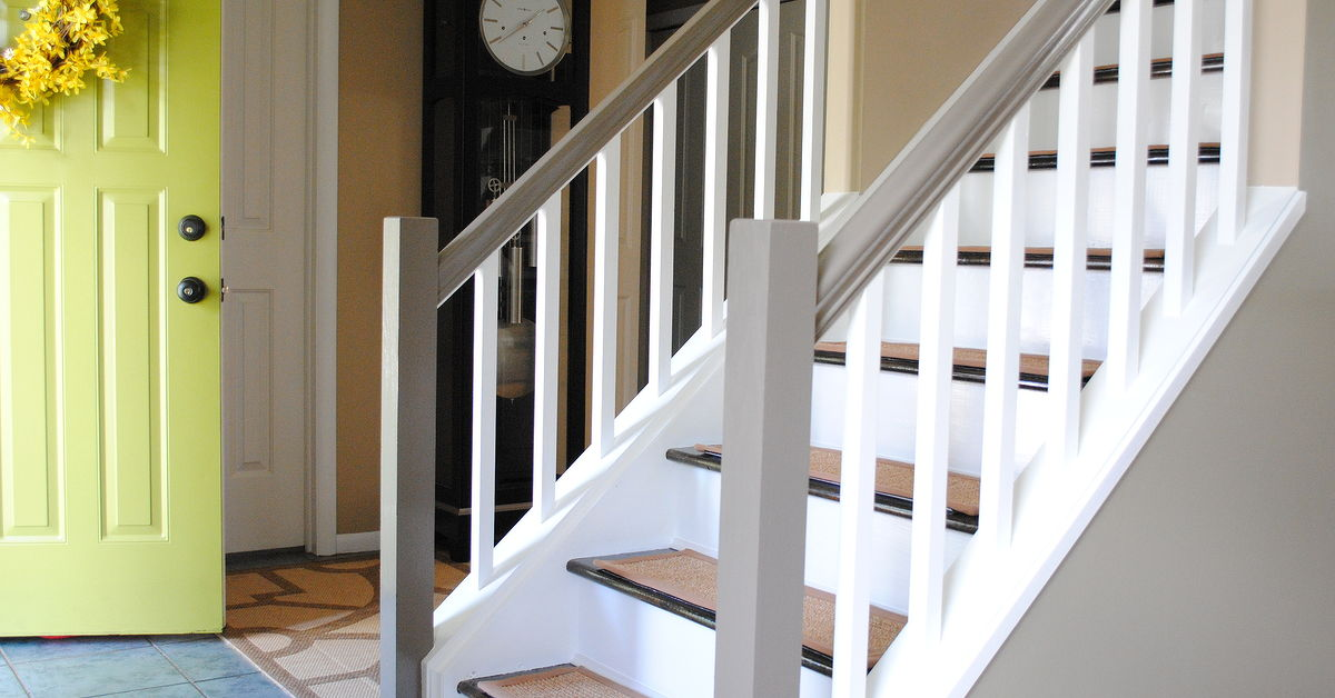 Before And After Staircase Makeover Hometalk