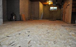 basement refinish dricore subfloor, basement ideas, flooring, tools