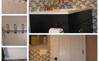 Small Bathroom Glam Redo Hometalk