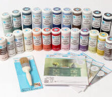 martha stewart giveaway, Enter to win this set of Martha Stewart s brand new line of Vintage Decor Paint complete with 22 charming colors 2 Waxes Clear and Antique 4 stencil sets for larger projects and the Vintage Decor Paint Brush