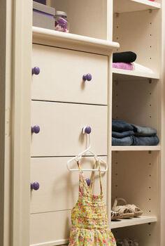 diy closet system, closet, organizing