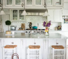 jam central, home decor, kitchen design, the kitchen on the farm