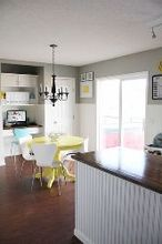 kitchen ideas modern budget bright fresh, diy, kitchen