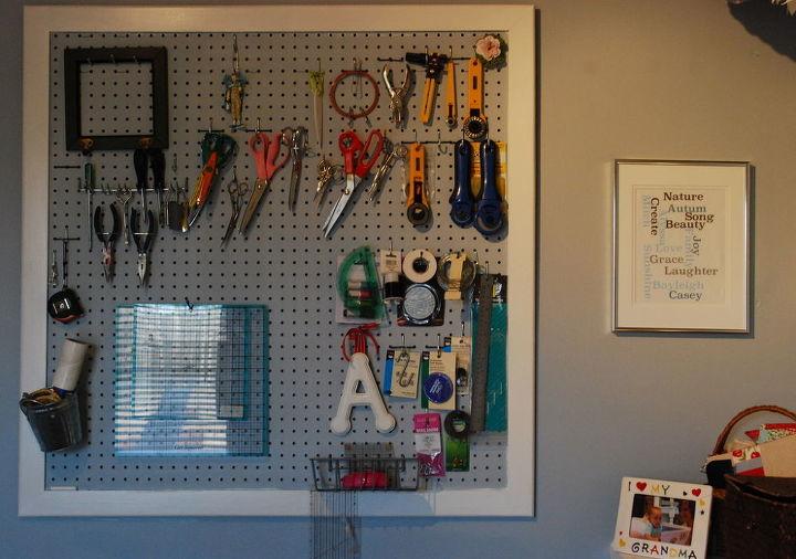 A Diy Sewing Room Hometalk